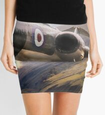 Cry havoc and let slip the dogs of war Mini Skirt