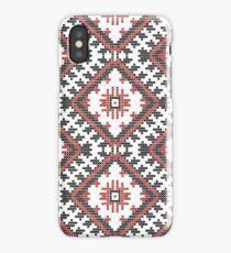 Ukrainian national ornaments iPhone Case