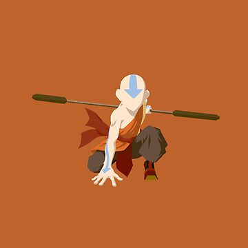 Aang - Avatar: The Last Airbender  by kymsus