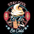 Be Cold by Ilustrata Design