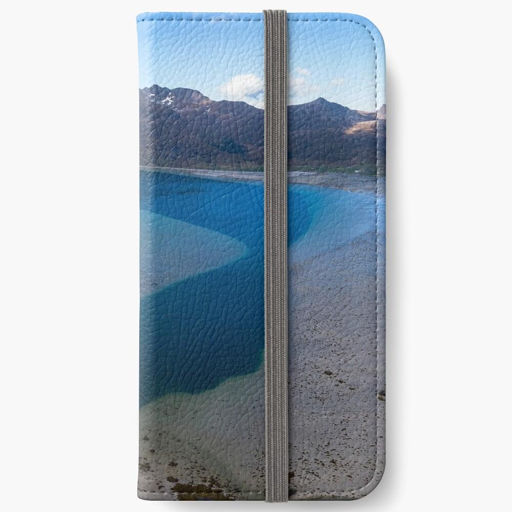 Étui portefeuille iPhone «Norway»
