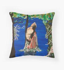 Cypress Knee Throw Pillow
