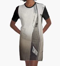 Tom Ford Menswear Shop in Vegas  2 - Black and White 2 Graphic T-Shirt Dress
