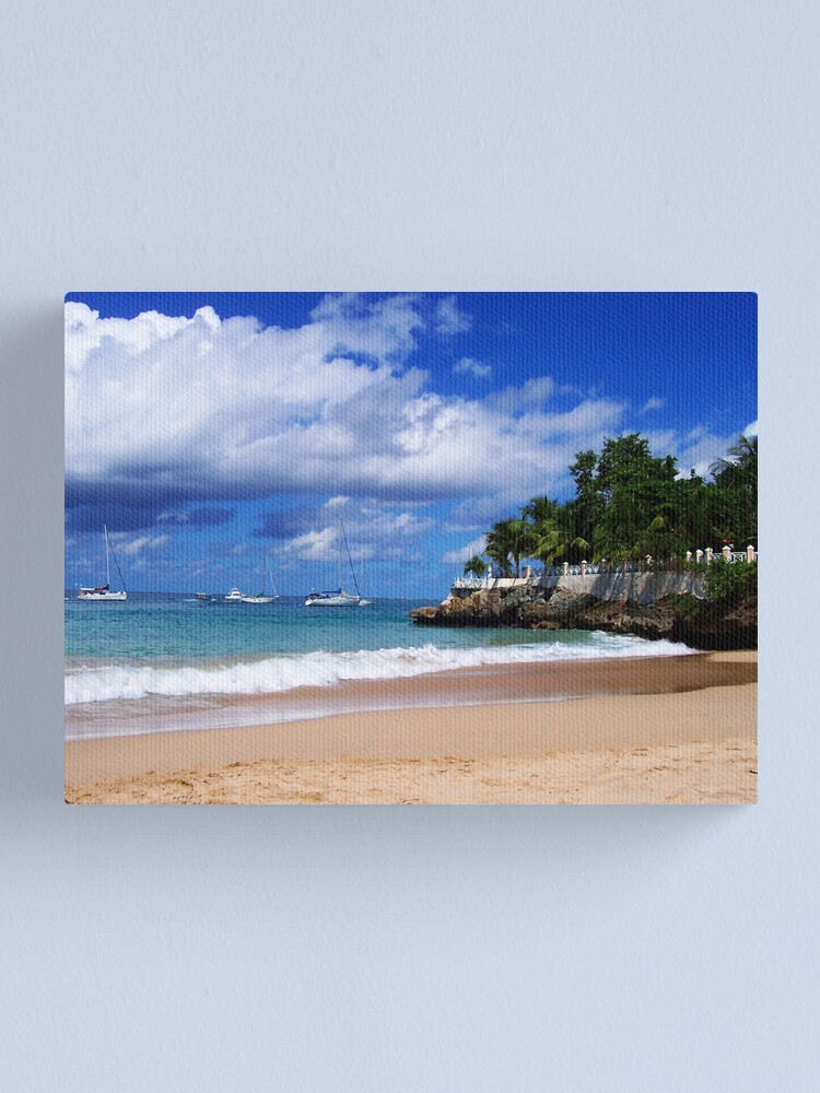 Alternate view of Store Bay Canvas Print