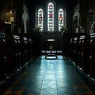 Llangasty Church (St Gastyn's) by David Meacham