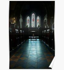Llangasty Church (St Gastyn's) Poster