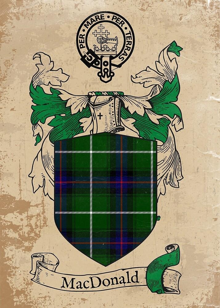 Clan MacDonald  by DNCArt