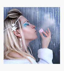 White Witch of Narnia Photographic Print