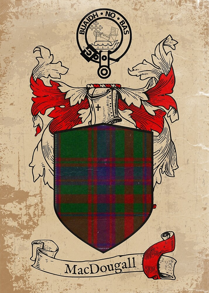 Clan MacDougall by DNCArt