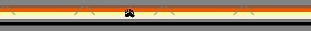 Bear Flag Strip by Riccivela