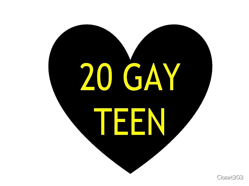20 Gay Teen by Closet303