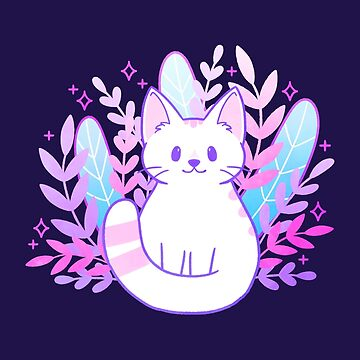 Plant Cat by nikury