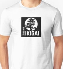 Ikigai ' Things that make one's life worthwhile' T Shirts and Apparel  Unisex T-Shirt