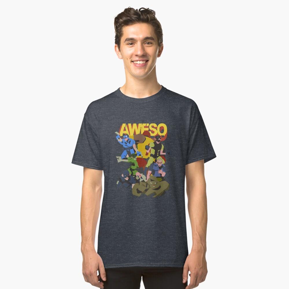 Kapitän Geist AWESO Classic T-Shirt