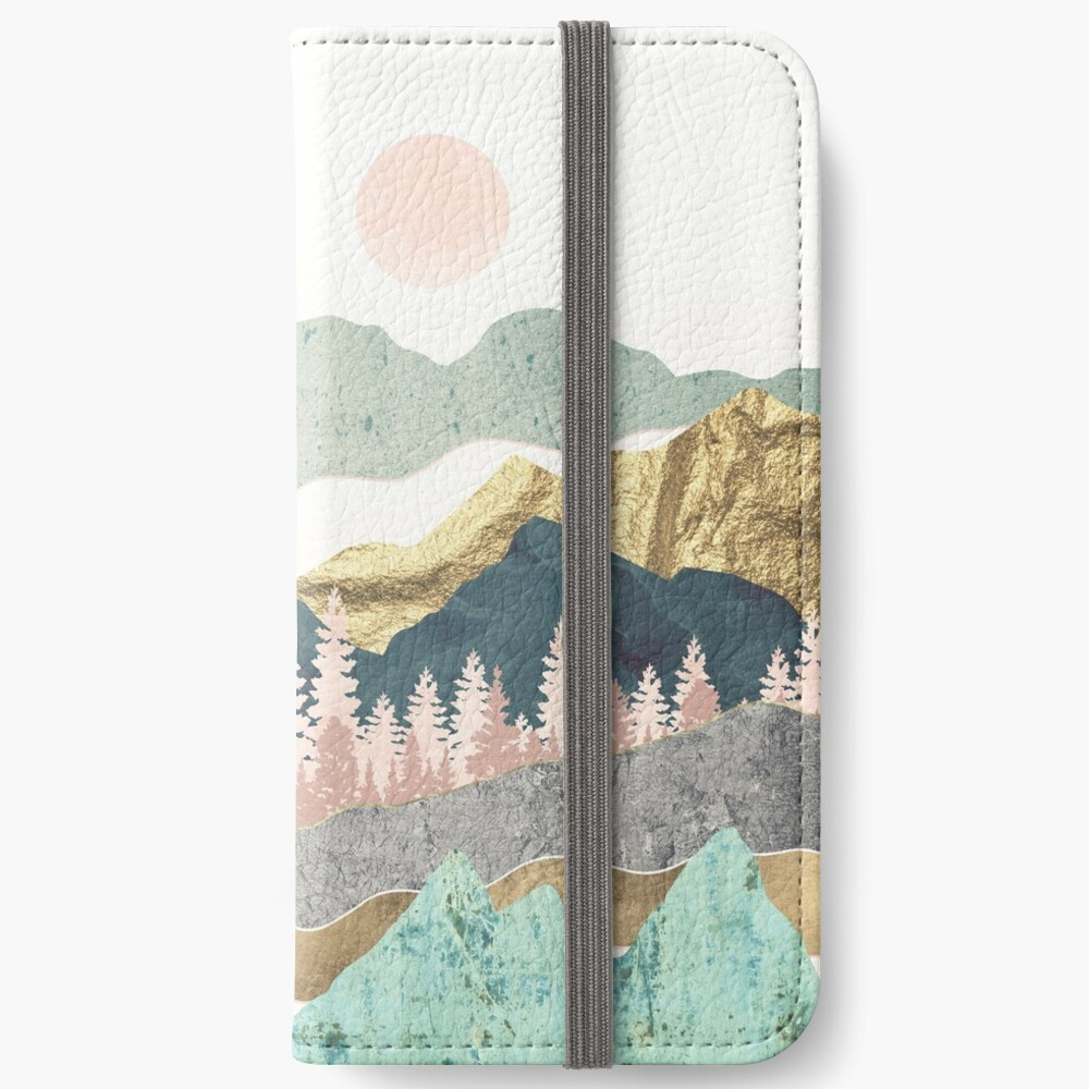 Summer Vista iPhone Wallet