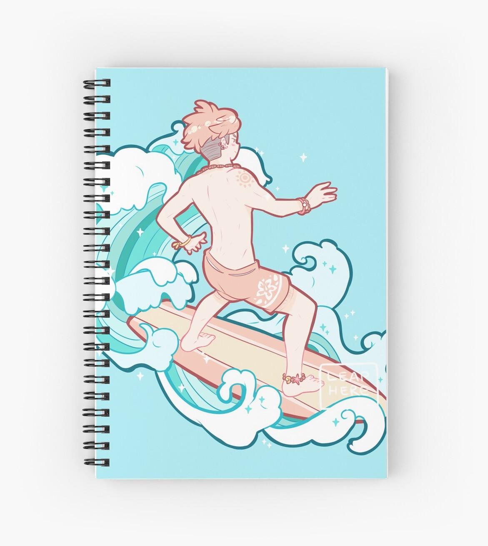 IKEMEN イケメン Waves by leaphere