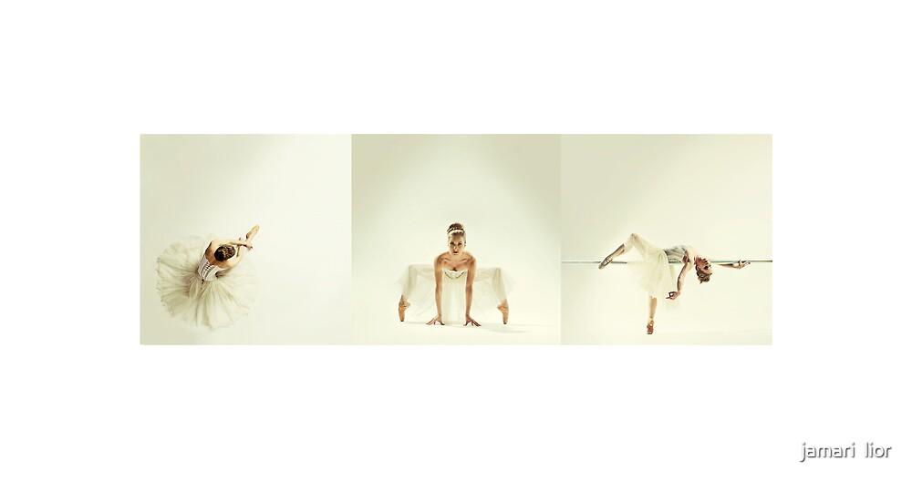 BALLETT by jamari  lior