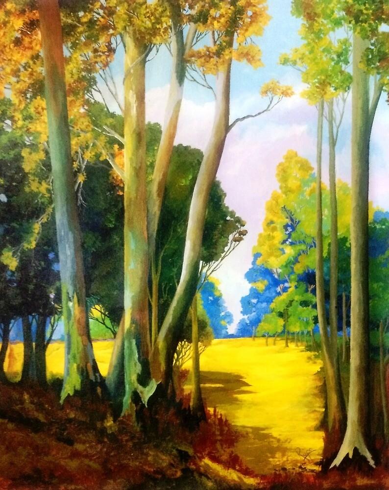 Landscape by Rupa Prakash