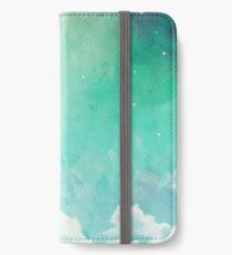 Above the sky iPhone Wallet/Case/Skin