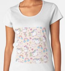 More unicorns!!! Women's Premium T-Shirt