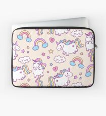 More unicorns!!! Laptop Sleeve