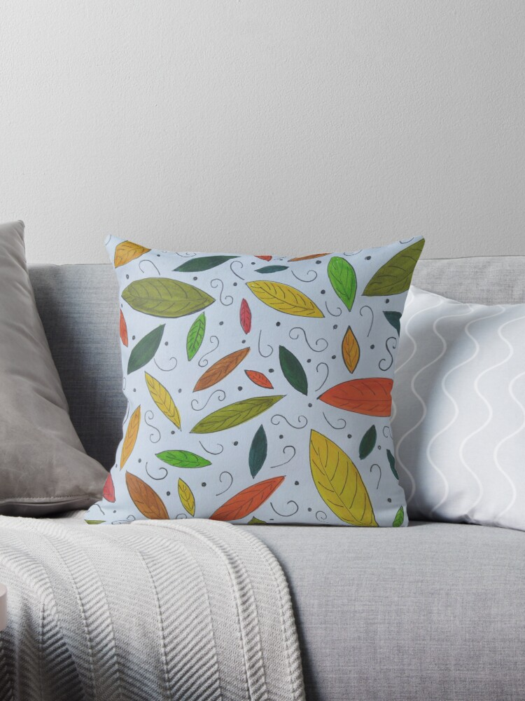 Leaves Design by Brooke Simpson