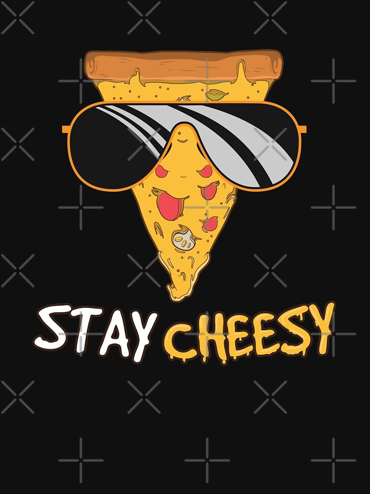 Stay Cheesy by anziehend