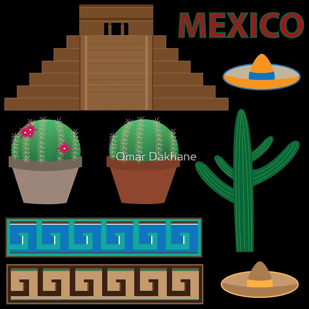 Mexico by Omar Dakhane