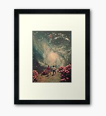 There will be Light in the End Framed Print
