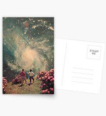 Es wird Licht am Ende geben Postkarten