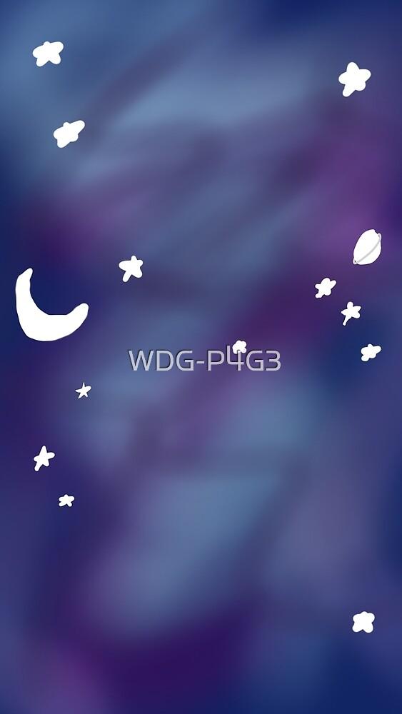 Galaxy  by WDG-P4G3