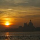 Venetian Sunset by Nerone