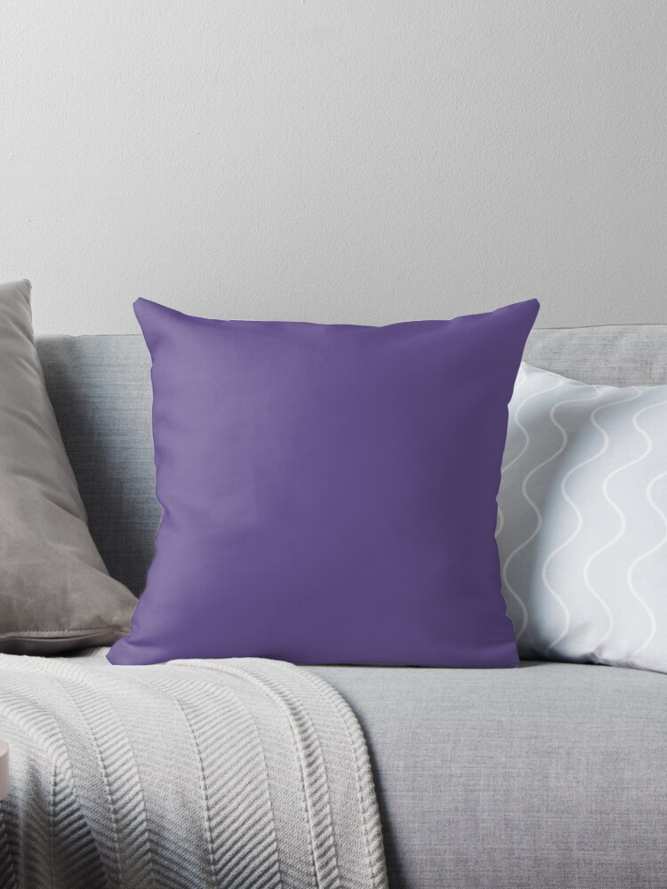 Ultra Violet Solid Color by Lena127