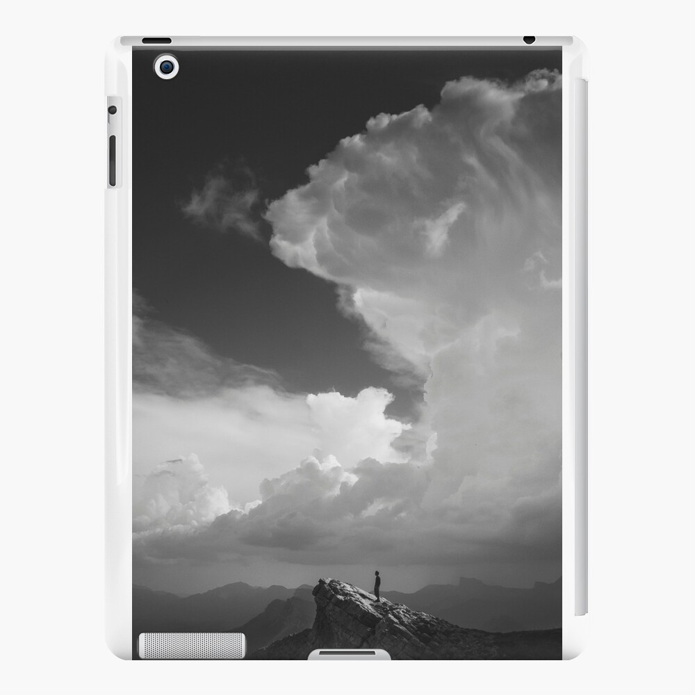Alone iPad Cases & Skins