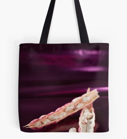 Fresh Borlotti beans Tote Bag