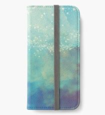 Abstact Snow iPhone Wallet/Case/Skin
