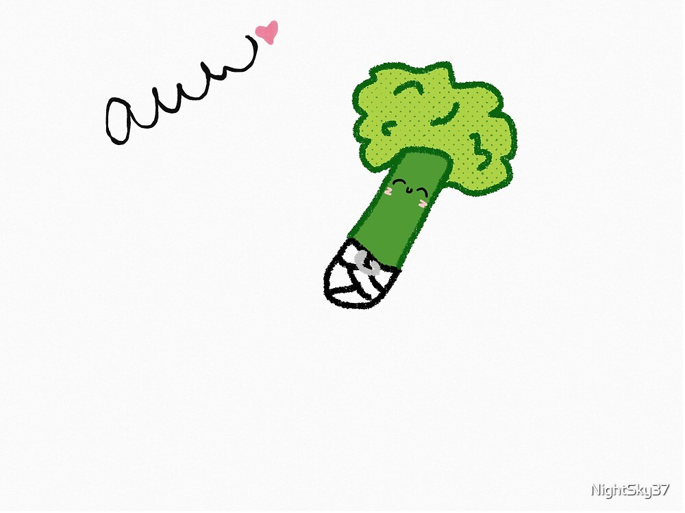 Baby Broccoli  by NightSky37