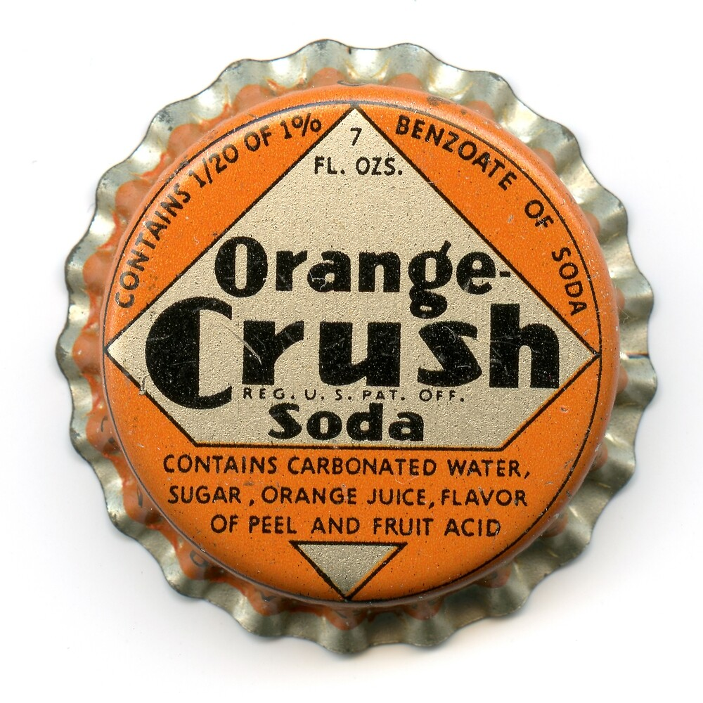 orange crush by QueenofCrowns