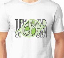 Go Green Leaf T-shirt Unisex T-Shirt