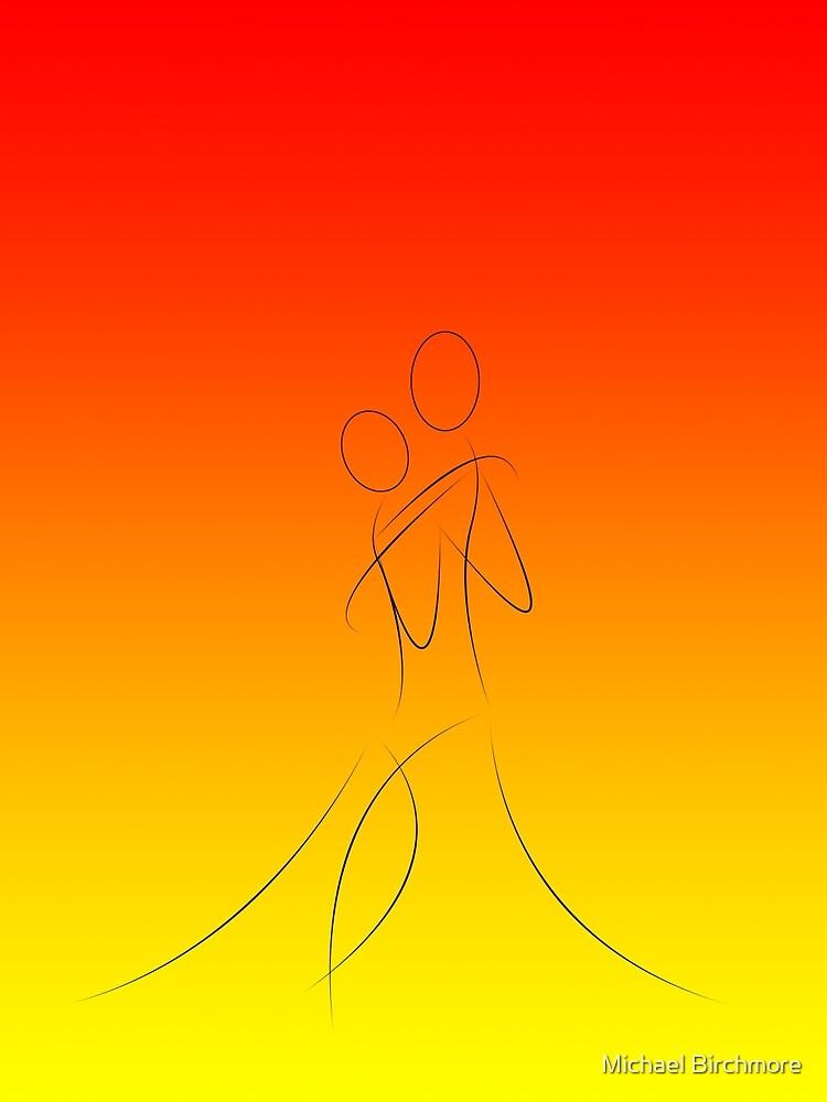 Firey Tango by Michael Birchmore