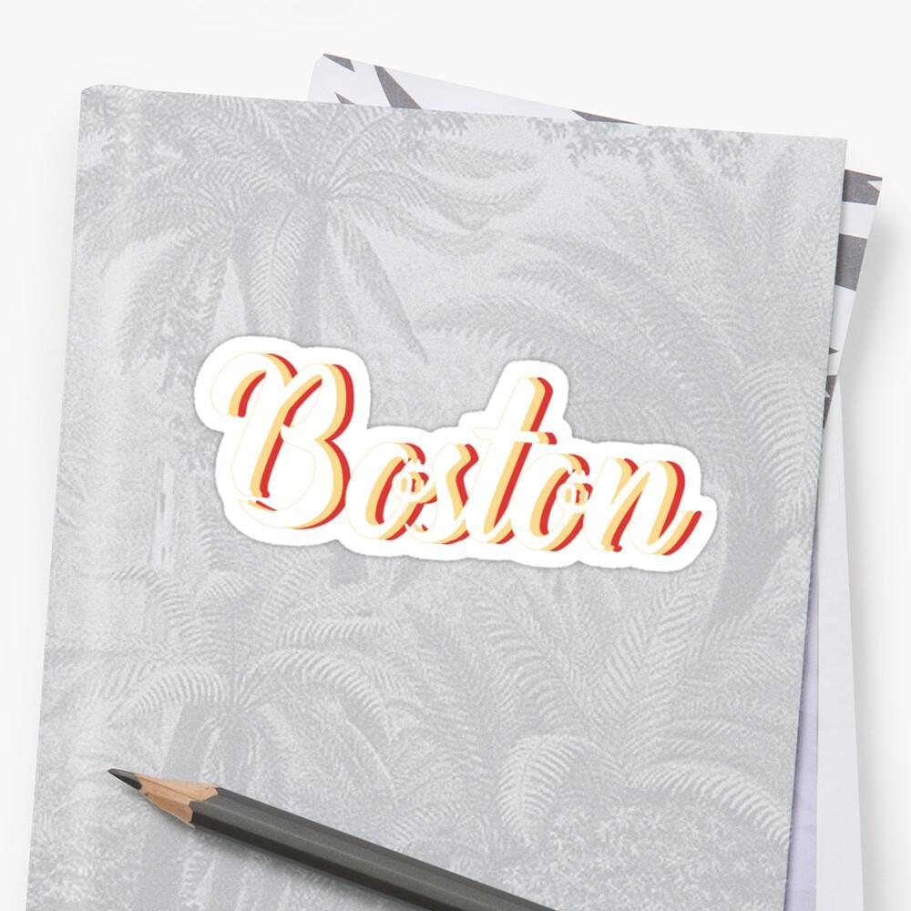 Boston College by Caroline Olesky