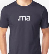Maya File Extension Unisex T-Shirt