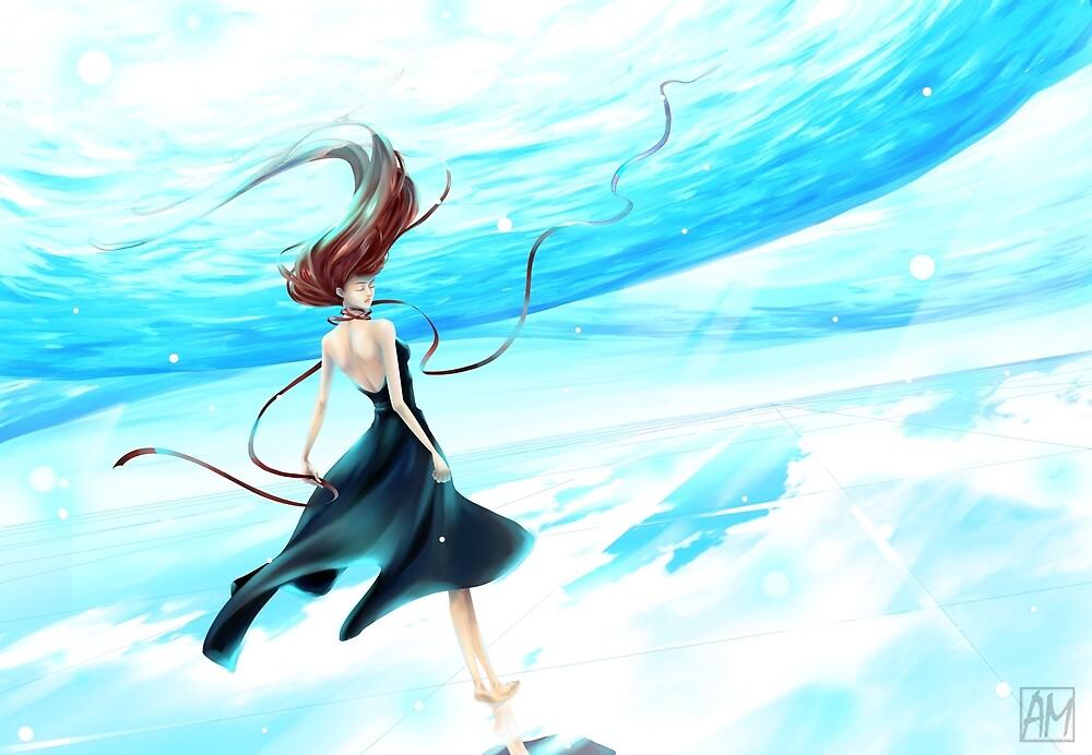 FACELESS [Sea] by AliM-ReinAkira