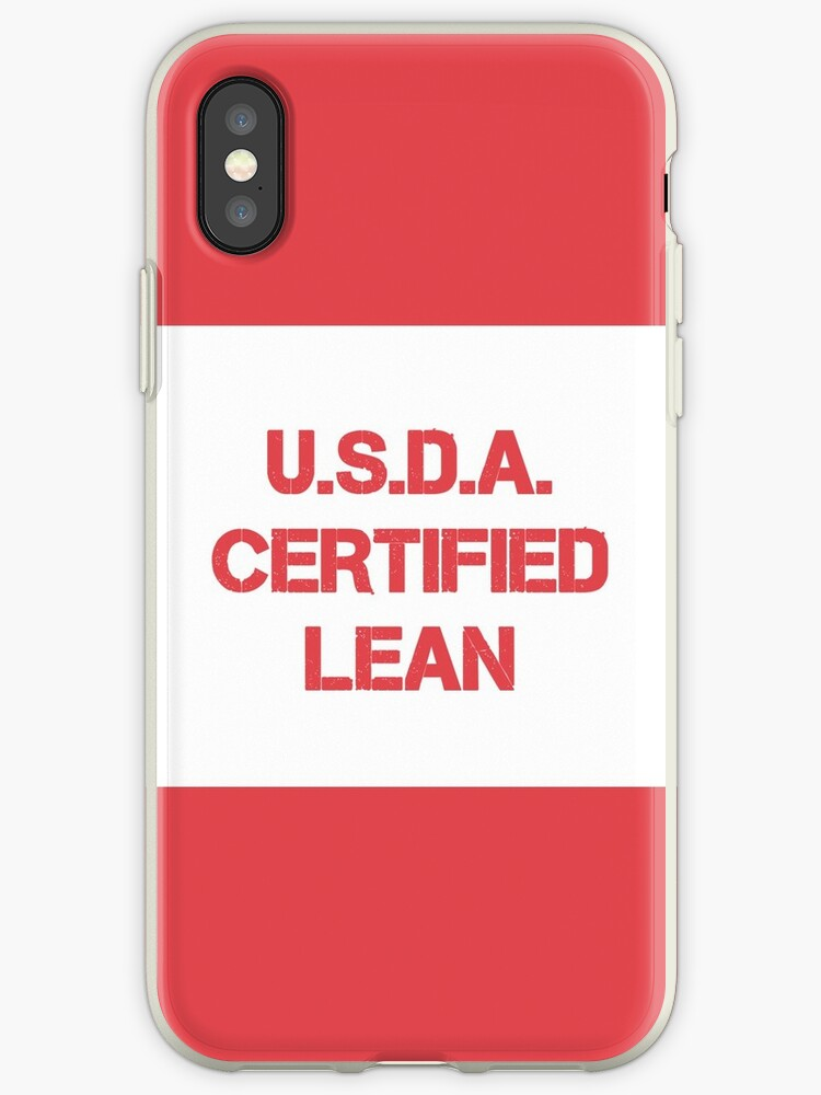 USDA Certified Lean by BaconPancakes21