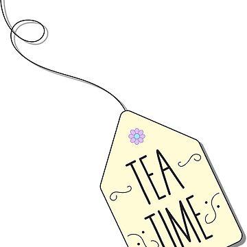 La hora del té de aroha93