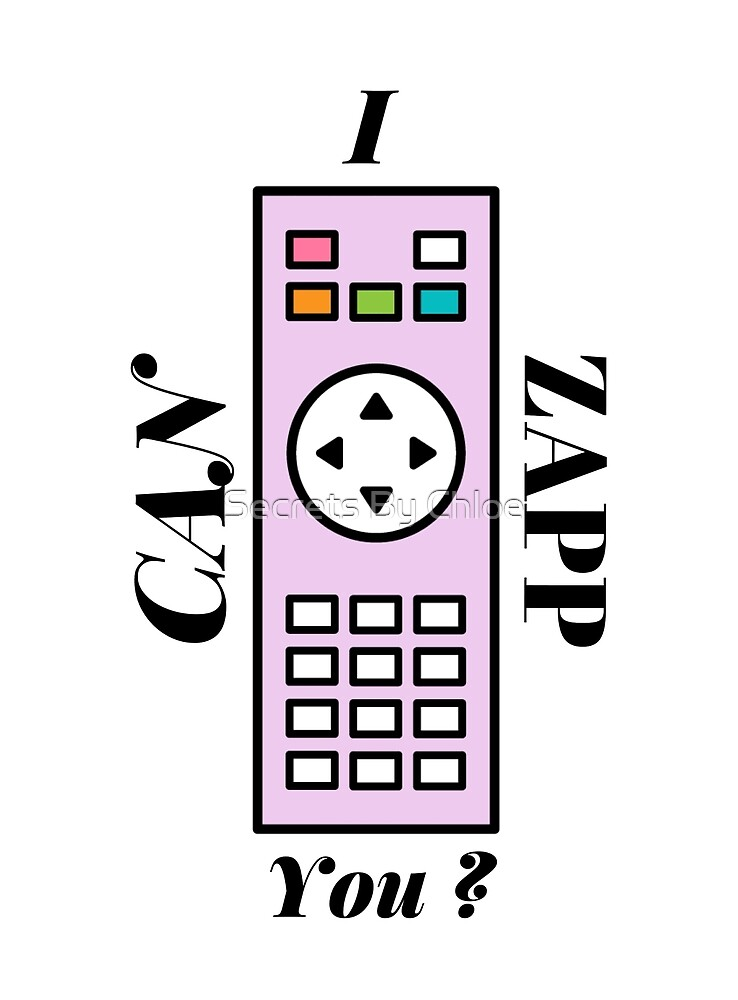 Can I Zapp you? by SBC Shop