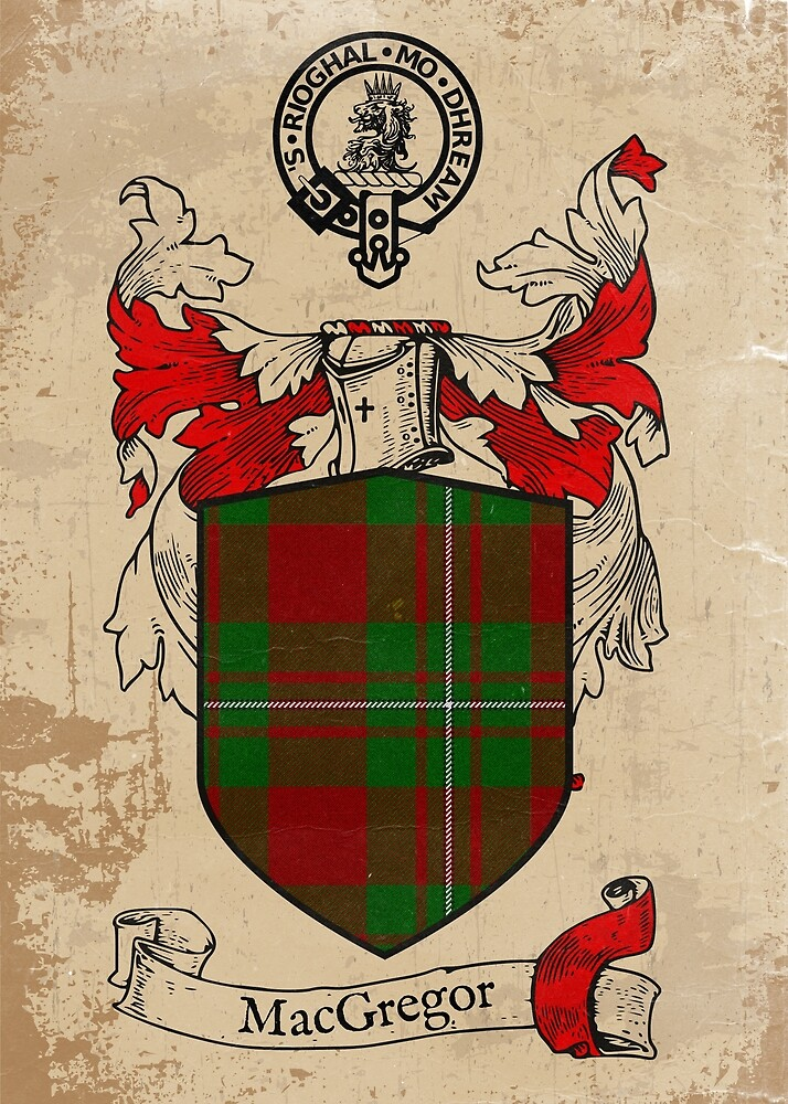Clan MacGregor by DNCArt