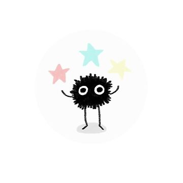 Soot Sprite  by TinyTulsi