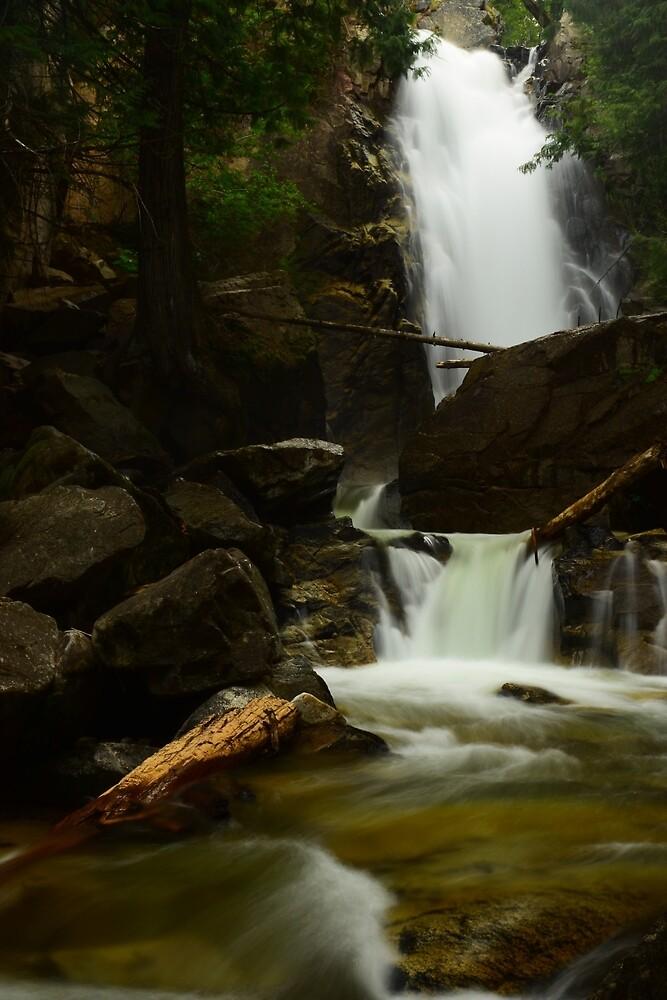 Falls Creek Falls by Joe  Cooper