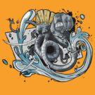 Ganesh Addict by Panjc